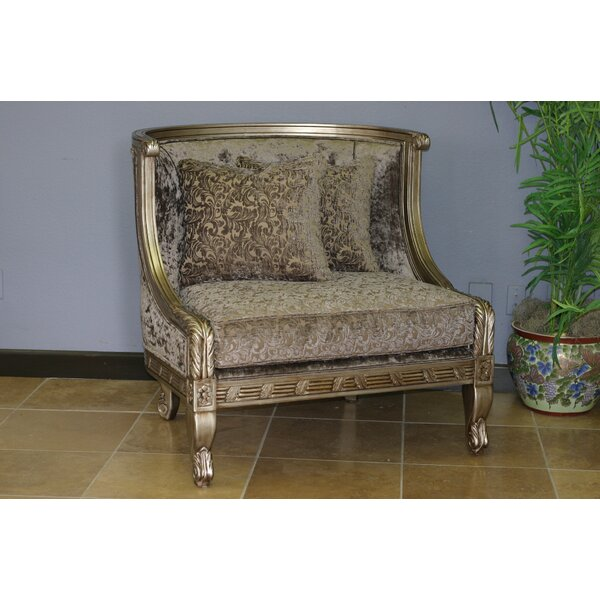 Rochon Chair and a Half by Astoria Grand