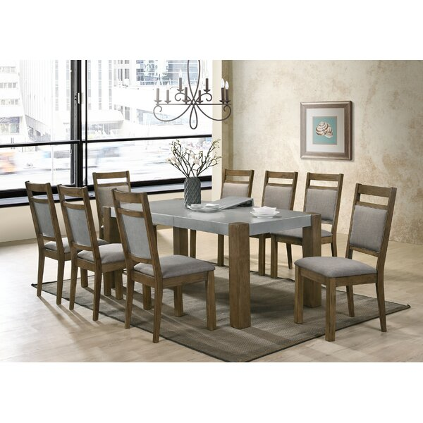 Shane 9 Piece Extendable Dining Set by Gracie Oaks