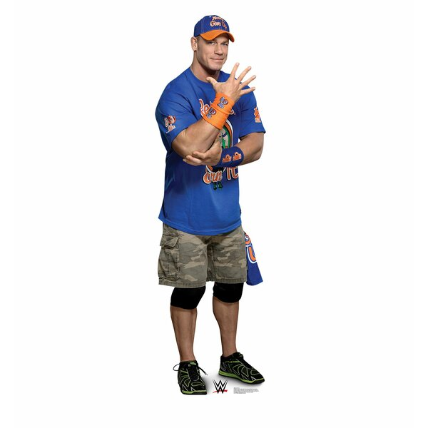 John Cena (WWE) Standup by Advanced Graphics