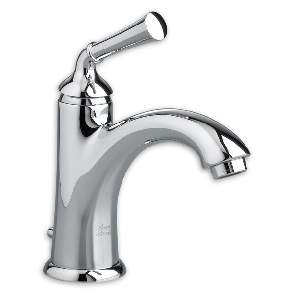 Portsmouth Single Hole Bathroom Faucet with by American Standard