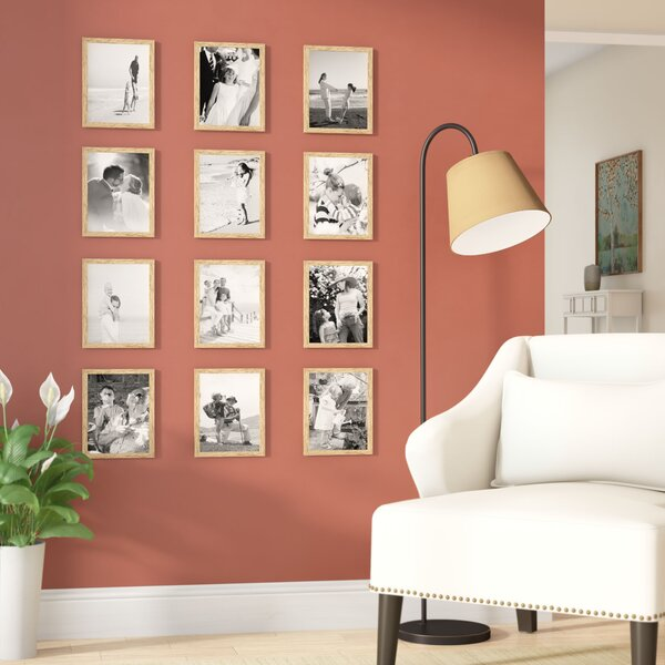 Rectangle Linear Picture Frame (Set of 12) by Red Barrel Studio