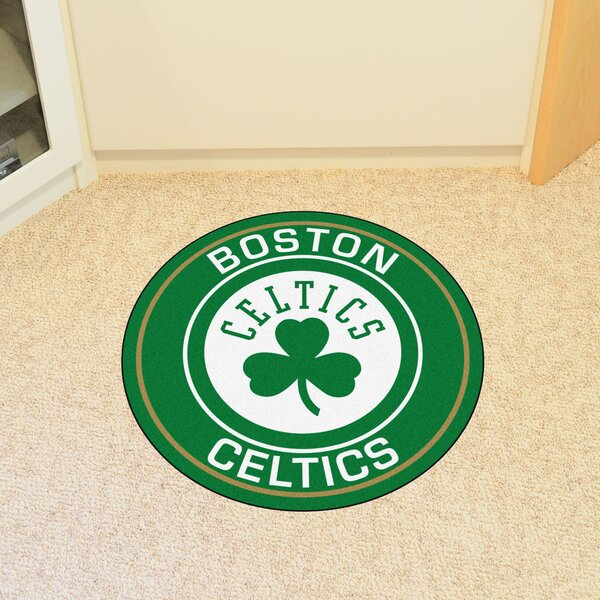 NBA Boston Celtics Roundel Mat by FANMATS