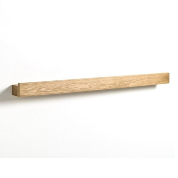 Claudel Solid Wood Floating Shelf by Union Rustic