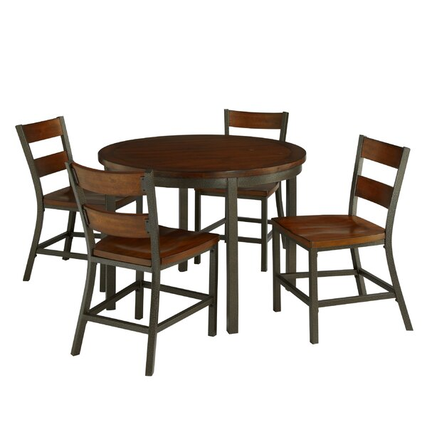 Severine 5 Piece Dining Set by Andover Mills