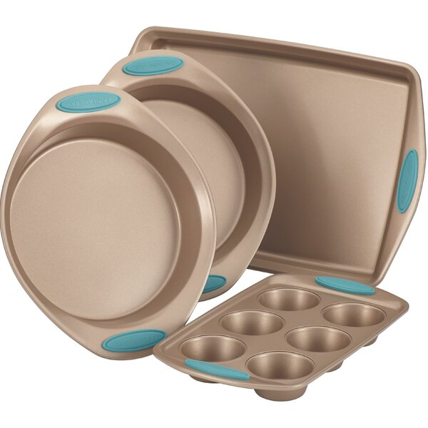 Cucina Nonstick 4 Piece Bakeware Set by Rachael Ra