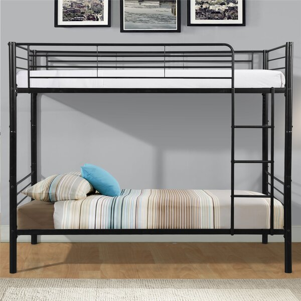 Bryan Twin over Twin Bunk Bed by Isabelle & Max
