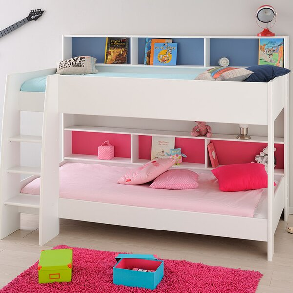 Laduke Twin over Twin Bunk Bed by Isabelle & Max