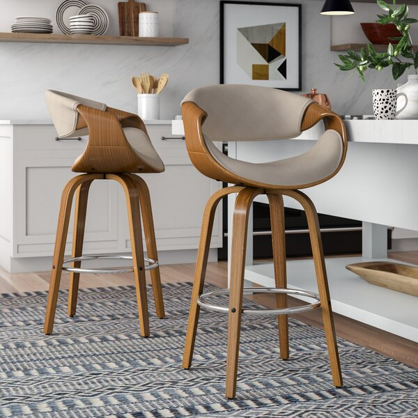 Auburn Bar & Counter Stool (Set of 2) by Langley Street