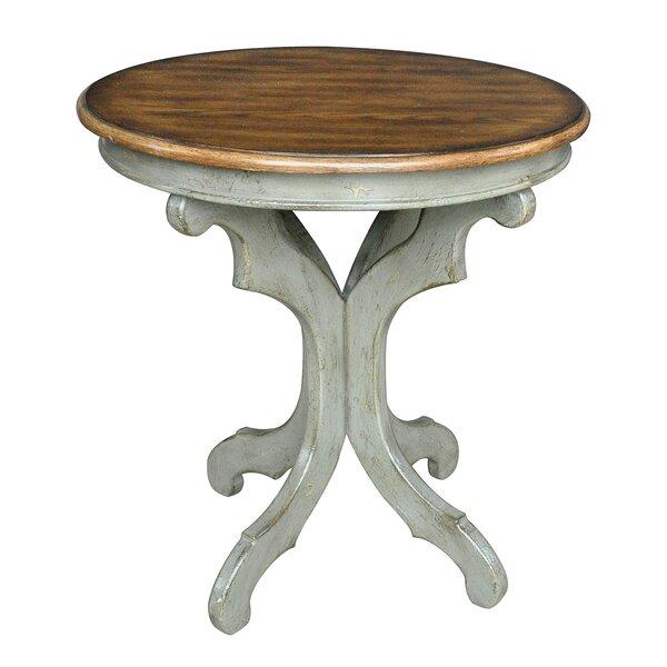 Bastia End Table By One Allium Way