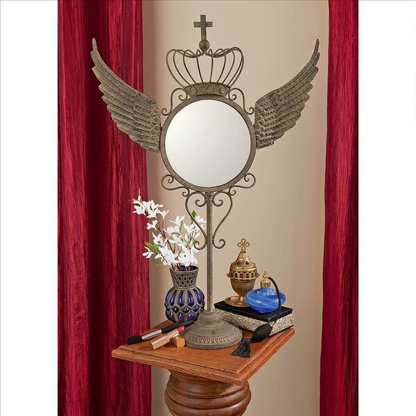 Winged Gothic of Dreams Accent Mirror by Design Toscano