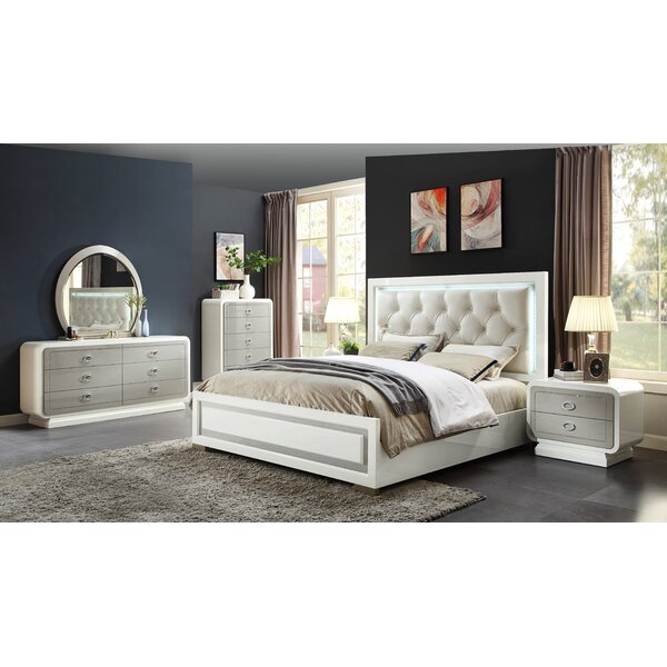 Katlyn Standard Configurable Bedroom Set by Rosdorf Park
