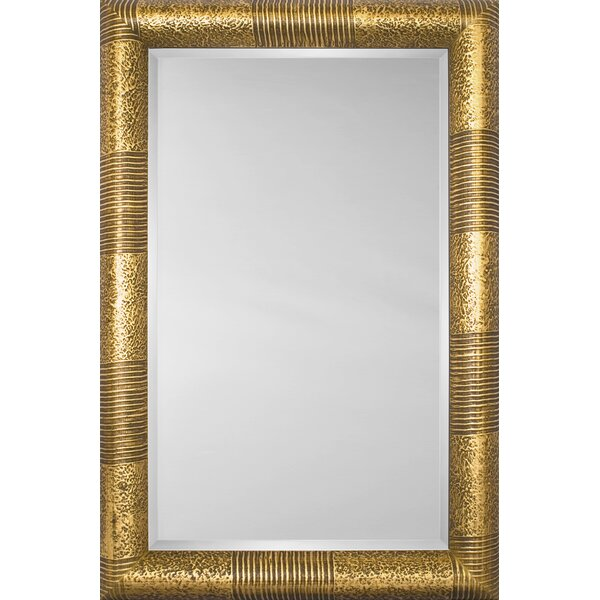 Mirror Style 81119 - Bullnose Gold Stripe And Mottle by Mirror Image Home