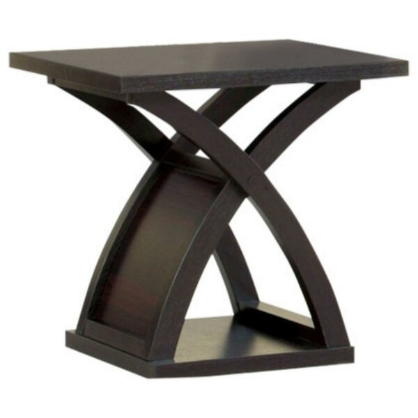 Majeau End Table by Latitude Run