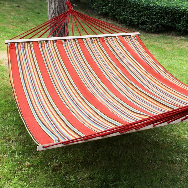 Double Tree Hammock with Stand by Adeco Trading