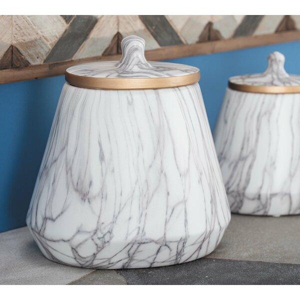 Ceramic Jar by Cole & Grey