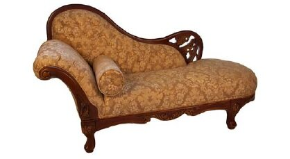 Leather Chaise Lounge By Joseph Louis Home Furnishings