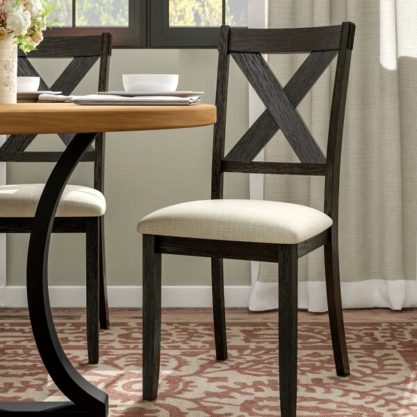 Find Ainsley Transitional Side Chair (Set Of 2) By Gracie Oaks Today Sale Only