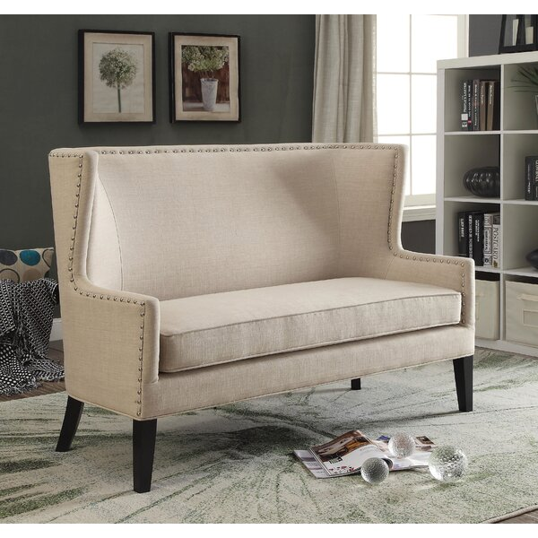 Highest Quality Diehl Loveseat by Charlton Home by Charlton Home