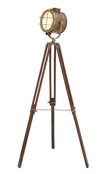 Cinema Studio 70 Tripod Floor Lamp by EC World Imports
