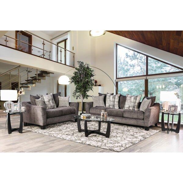 Peeples Configurable Living Room Set By Bloomsbury Market