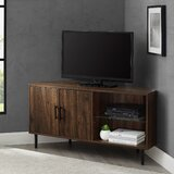 Olney Corner TV Stand for TVs up to 55 by Corrigan Studio