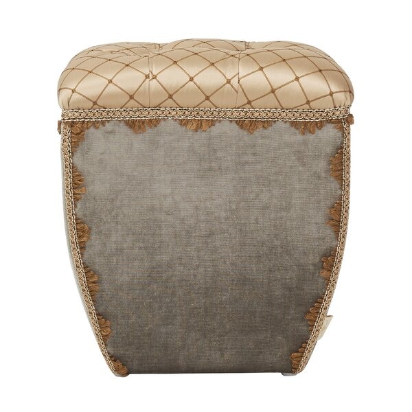 Jan Ottoman by Jennifer Taylor