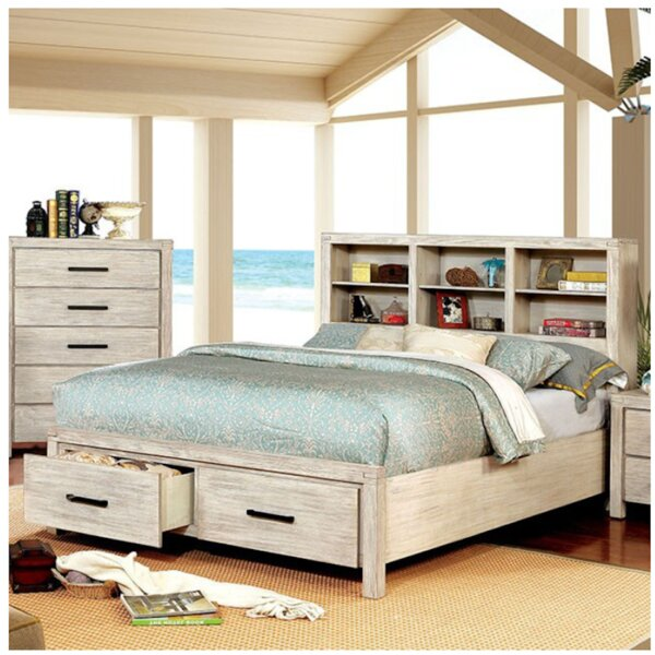 Triplett Storage Platform Bed by Rosalind Wheeler