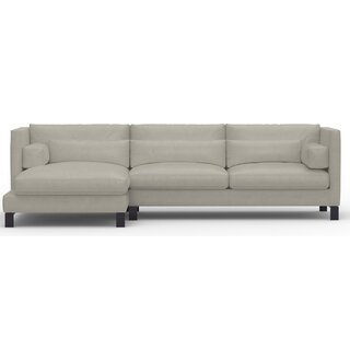Annabell Left Hand Facing Leather Sectional by Brayden Studio SKU:BC623744 Price Compare
