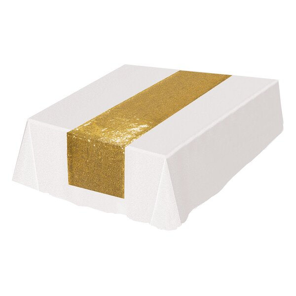 Gabbert Sequined Table Runner (Set of 3) by The Holiday Aisle