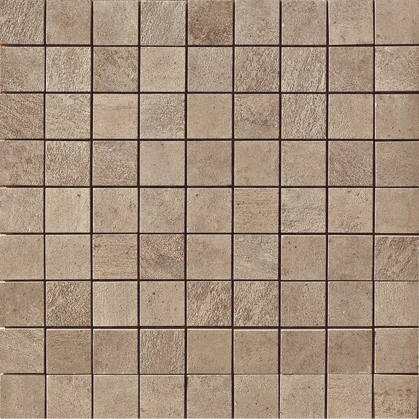 Genesis Porcelain Mosaic Tile in Avana by Samson