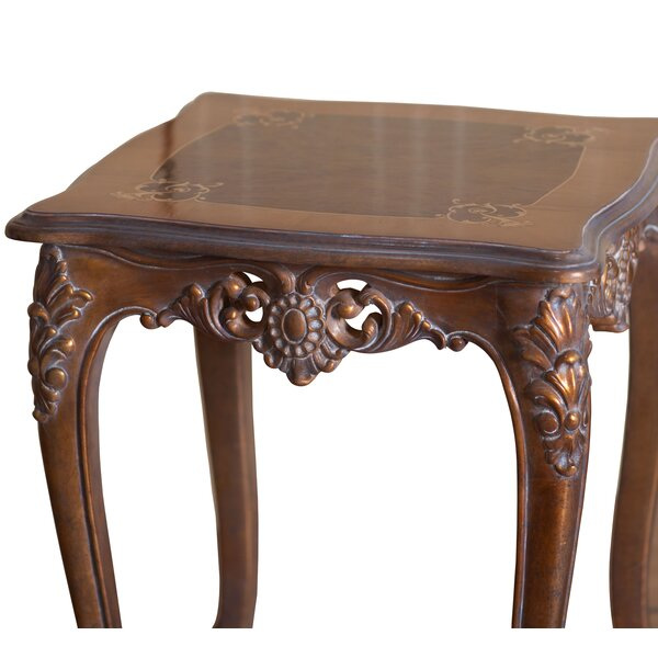 Xanthe End Table By Astoria Grand