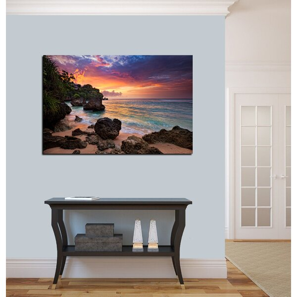 Bali Vibes by Jesse Estes Photographic Print on Wrapped Canvas by Cortesi Home