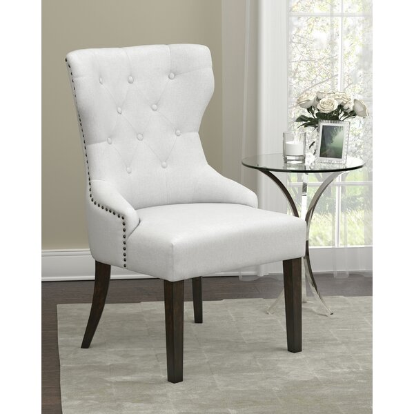 Palmira Upholstered Dining Chair By Charlton Home