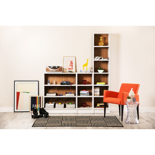 Gabriela 3 Piece Standard Bookcase by Latitude Run