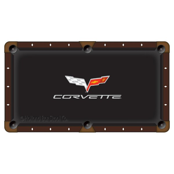 Corvette - C6 Pool Table Cloth by Holland Bar Stool