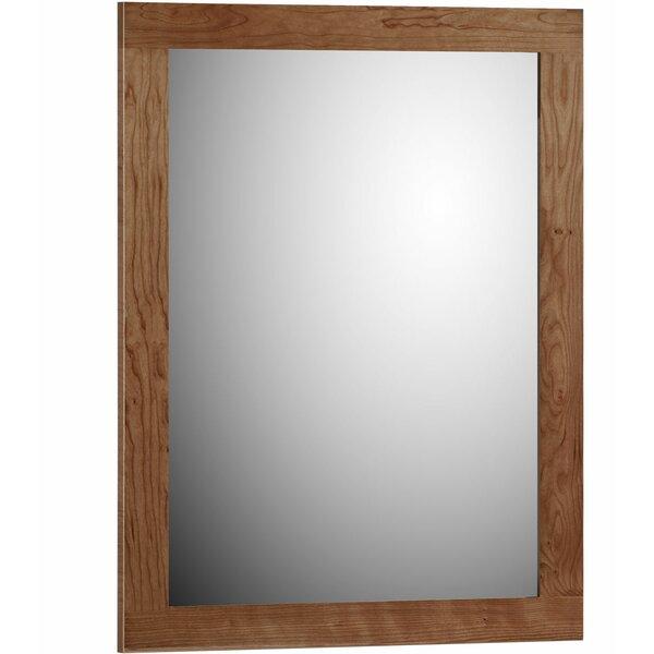 Simplicity Bathroom/Vanity Mirror by Strasser Woodenworks