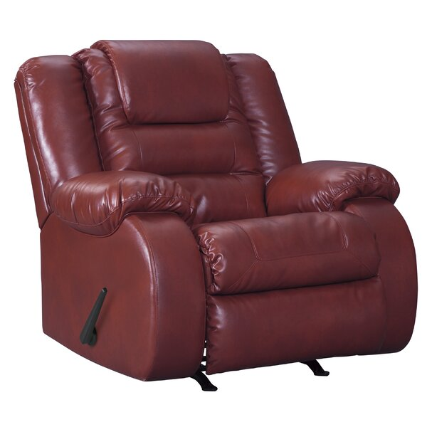 Camellia Manual Rocker Recliner [Red Barrel Studio]