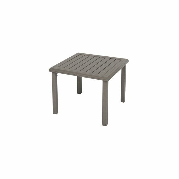 Amici Metal Chat Table by Tropitone