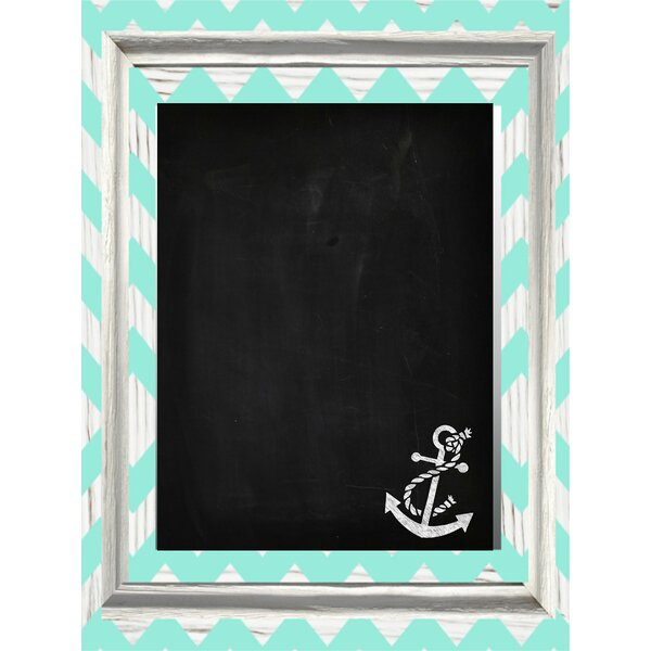 Harbour Wall Mounted Chalkboard by PTM Images