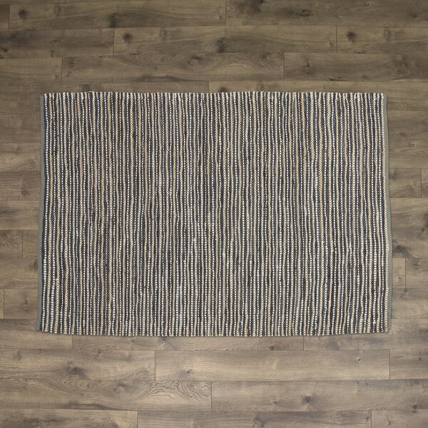 Holden Hand-Woven Smoky Blue Area Rug by Birch Lane™