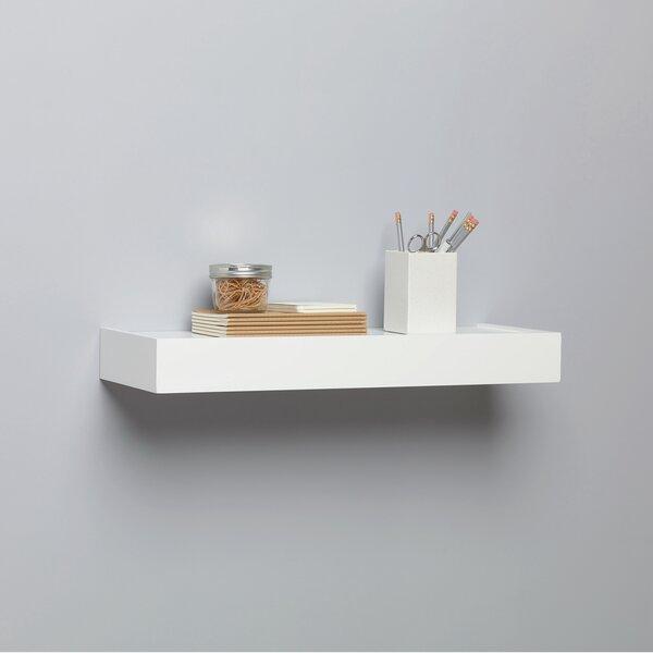 Erazo Wall Mounted Decorative Floating Shelf by Ebern Designs