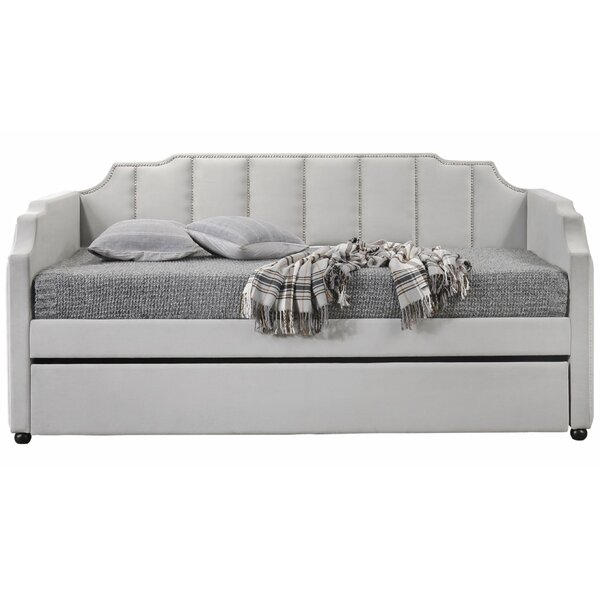 Read Reviews Closter Twin Daybed With Trundle