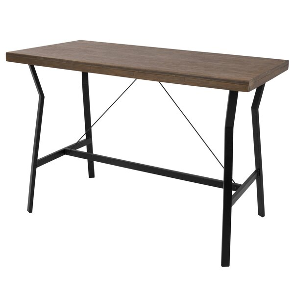 Adelmo Counter Height Dining Table by 17 Stories