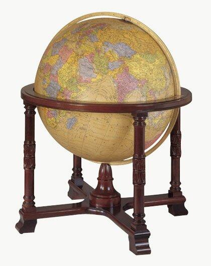 Diplomat Globe by Replogle Globes