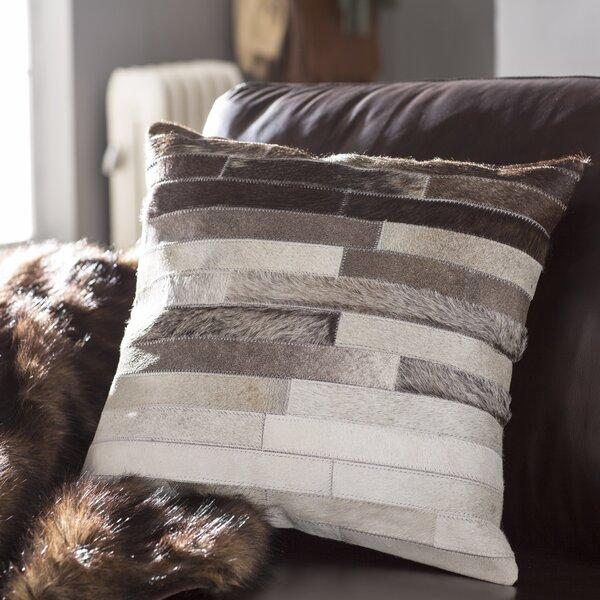 Segula Faux Fur Pillow Cover by Trent Austin Design