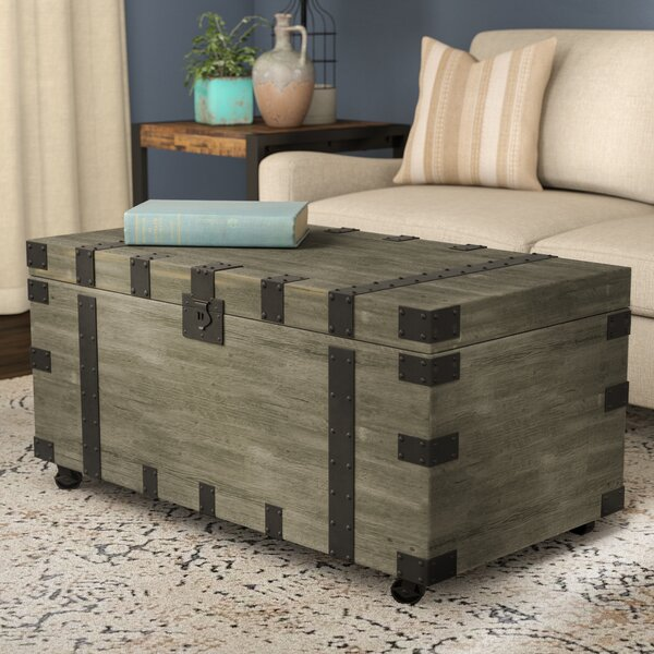 Hillside Coffee Table with Lift Top by Gracie Oaks