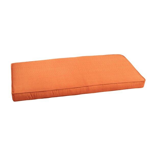 Indoor/Outdoor Sunbrella Bench Cushion