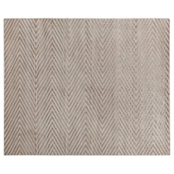 Kingsley Hand-Woven Ivory Area Rug by Exquisite Rugs