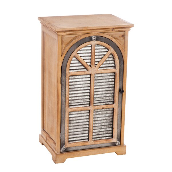 Brogan Wood Accent Cabinet by August Grove