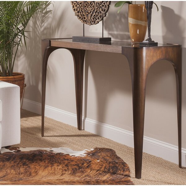 Review Signature Designs Console Table